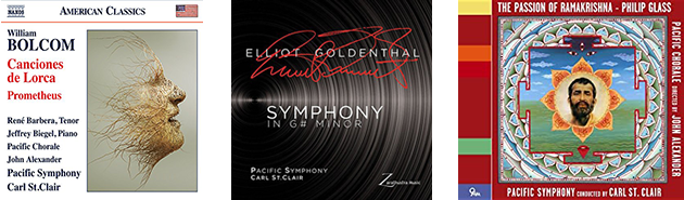 Pacific Symphony Recordings