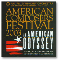 American Composers Festival 2003