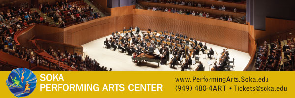 Sundays at Soka with Pacific Symphony
