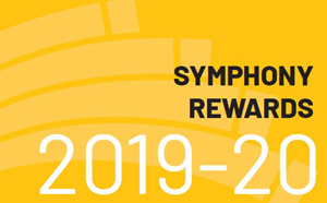 Symphony Rewards Card