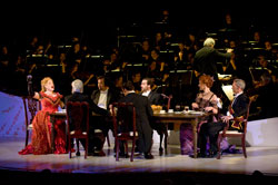 La Traviata supported by Opera Focus