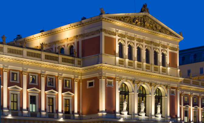 Musikverein in Vienna