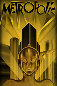 "Organist Peter Richard Conte Performs Thrilling Soundtrack to Restored 1927 Futuristic Film ""Metropolis"""