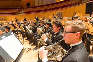 "Good Versus Evil: Youth Wind Ensemble Explores Opposing Forces in ""The Music Of Darkness and Light"""