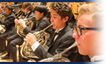 Youth Wind Ensemble Tackles Darkness and Light
