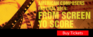 American Composers Festival - Buy Tickets