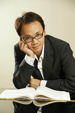 Pacific Symphony : Composer-in-Residence