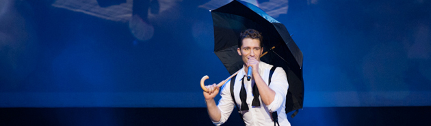 Valentine's Day with Matthew Morrison