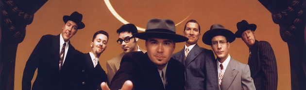 July 4 with Big Bad Voodoo Daddy