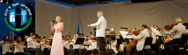 Symphony in the Cities - Irvine