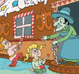 Hansel & Gretel, Opera for Kids!