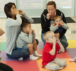 Parent and Toddler Workshops