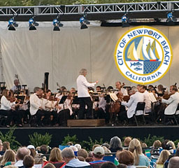 Symphony in the Cities - Newport Beach