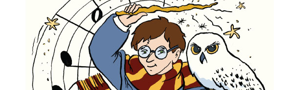 "The Magic & Music of ""Harry Potter"""