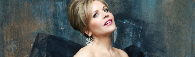 Soprano Renee Fleming