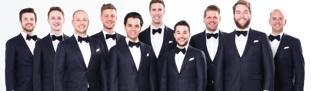"The Ten Tenors: ""Home for the Holidays"""