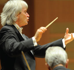 Music Director Carl St.Clair conducts Beethoven's Fifth