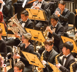 Pacific Symphony Youth Wind Ensemble