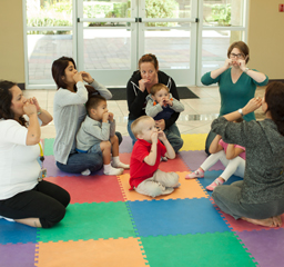 Parent and Me: Music and Movement