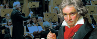 Carl St.Clair conducts Beethoven's Fifth