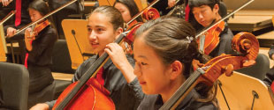 Pacific Symphony Youth Ensembles