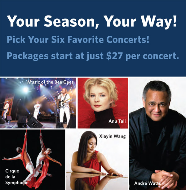 Classical & Pops Series Artists