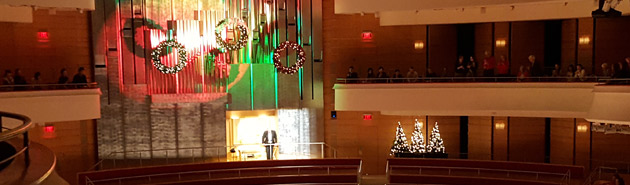 Holiday Organ Spectacular