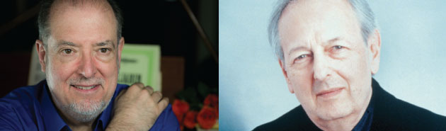 Garrick Ohlsson and André Previn