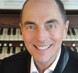 Organ Superstar David Higgs