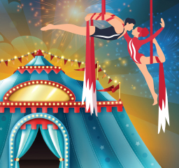 Cirque for Kids!