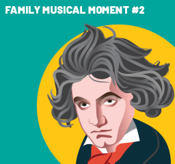 Family Musical Moment - Beethoven's Pastoral Part 2