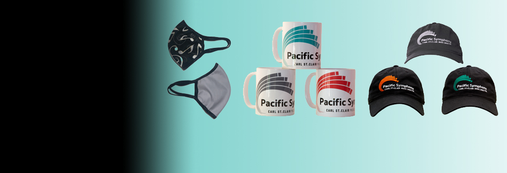 Store Benefiting Pacific Symphony Now Online!