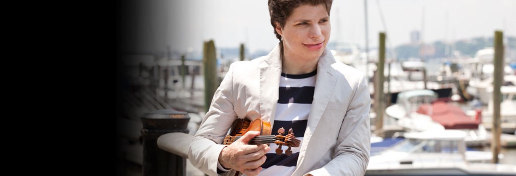 Hadelich Plays Paganini