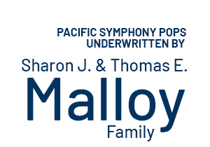 Underwritten by Sharon J. and Thomas E. Malloy Family