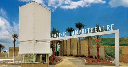 Pacific Symphony : Pacific Amphitheatre