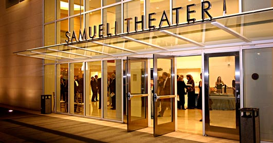 Pacific Symphony : Samueli Theater