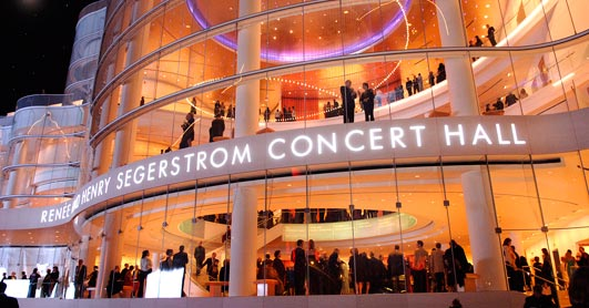 Pacific Symphony : Renée & Henry Segerstrom Concert Hall